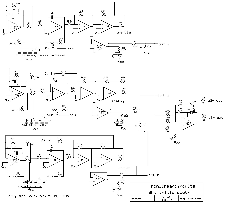 N01ze Musique Page 2 Dallas Rangemaster Pedal Wiring Diagram Triplesloth Schematic